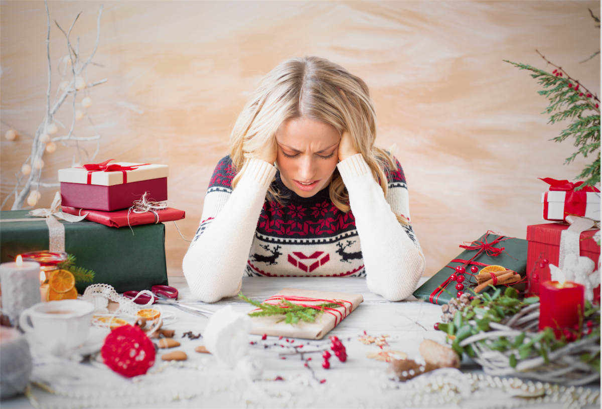 NOTHING BUT HOLIDAYS! END OF THE YEAR IS SYNONYMOUS WITH STRESS: 10 ZEN TIPS TO OVERCOME IT